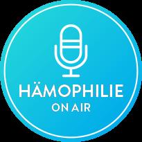 Hämophilie on Air Logo