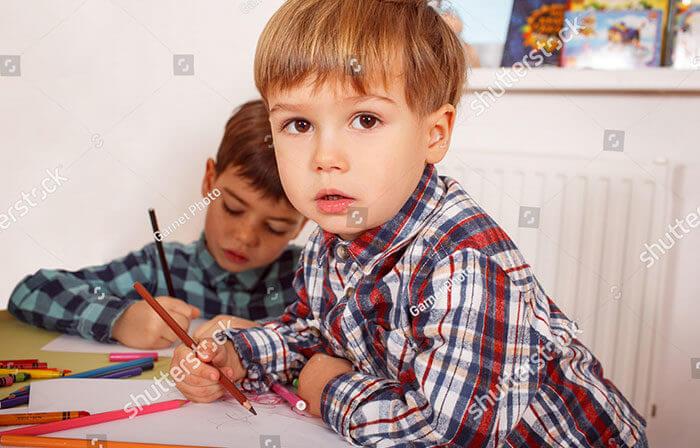 Hämophilie Kindergarten